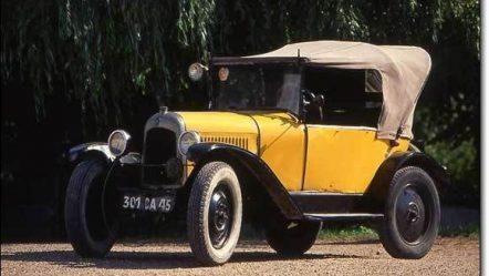 Citroën 5CV Trèfle : on vous parle de la Mini des années folles